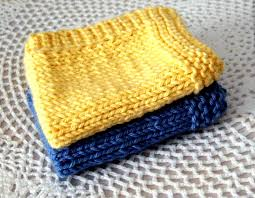 Easy Knit Dishcloth Pattern Beauteous Easy Knit Dishcloth Pattern Shoregirl's Creations Knitted