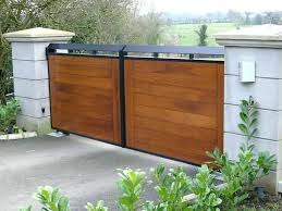 steel and wood gate designs inspirations classic design wooden gate for your exterior decorations ideas design