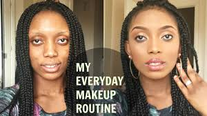 my every day neutral and simple makeup routine full face beautymunityunite you