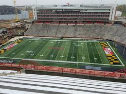 Capital One Field At Maryland Stadium Seating Chart Field