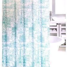 large size of fabric shower curtain liner vs vinyl fabric shower curtain paris map aqua teal