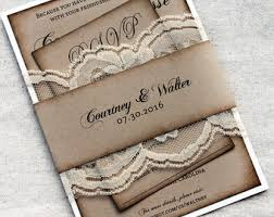 wedding invitations rustic wedding invitations boho wedding Formal Rustic Wedding Invitations deposit listing for 100 rustic wedding invitations lace wedding invitations barn wedding wedding stationary rustic wedding Country Wedding Invitations