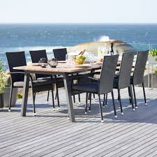 If youre looking for a set thats easy to move light chairs and a smaller table will give you plenty of flexibility whatever your patio plans are