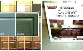 Rustoleum Cabinet Transformations Color Samples