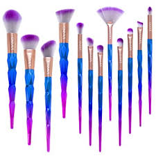 unicorn brush set. saking 12pcs makeup brushes set foundation eyebrow eyeliner blush cosmetic concealer unicorn brush h