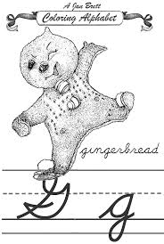 Small Picture Gingerbread Baby Coloring Pages Coloring Pages
