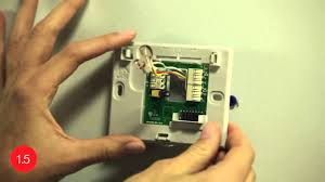 install the honeywell wifi smart thermostat install the honeywell wifi smart thermostat
