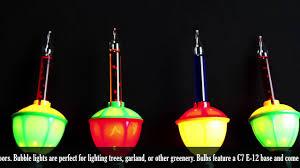 Christmas Bubble Lights For Sale Bubble Lights Demonstration Classic Bubbling Christmas Lights