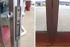 kawneer commercial door weatherstripping