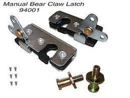 94001 manual bear claw latch