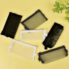 1Pcs 2Sizes High Quality <b>Portable Transparent</b> Cosmetic Bag Case ...