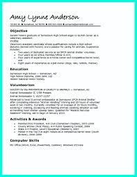 Recent College Graduate Resume Template Successful resume recent college graduate 54