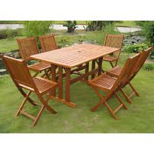 wood patio with pool. Image Is Loading Teak-Outdoor-Dining-Set-7-Piece-Table-Chairs- Wood Patio With Pool
