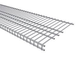 heavy duty ventilated wire shelving
