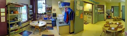 Preschool Kitchen Furniture Preschool Art Kitchen And Dining Area Stony Brook Child Care