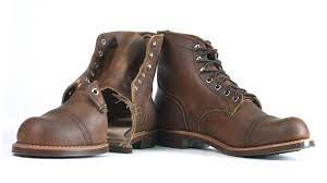 red wing herie iron ranger