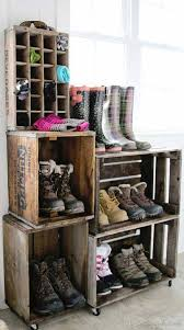 shoe storage ideas woohome 2