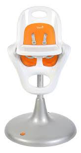 boon flair pedestal highchair with pneumatic lift white boon