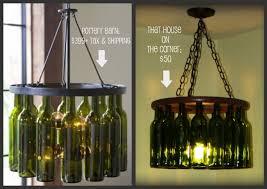 wine bottle lighting.  Wine Intended Wine Bottle Lighting
