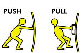 Dating Push Pull