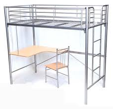 metal bunk bed with desk. Unique Bunk Metal Bunk Bed With Desk Decorate My House Throughout Remodel 13 Inside I