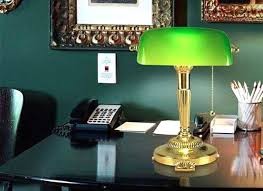 bankers desk lamp green glass shade and antique with suppliers 2 all home ideas decor 11