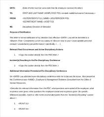 Termination Letter Sample To Employer Format Redundancy