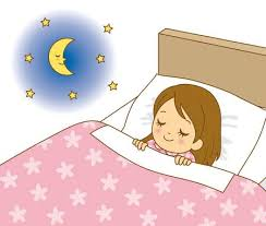 going to bed clipart. Exellent Clipart Sleep Female To Going Bed Clipart