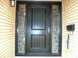 fiberglass front entry doors entrance door with traditional single fiberglass fiberglass front entry doors for