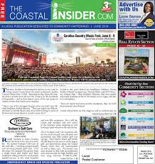 June Edition Of The Coastal Insider Pages 1 50 Text