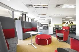 funky office designs.  Office ContemporaryOfficeDesignMalaysiaAdelto07 U201c To Funky Office Designs