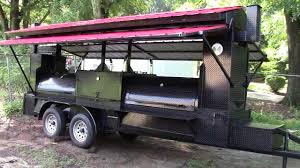 mega t rex pro w roof competition bbq smoker grill trailers bbq catering food trucks atlanta