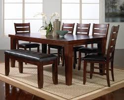 black wood dining room sets. Dining Solid Wood Table Black Room Sets