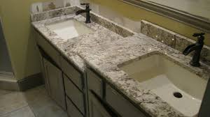 granite bathroom counters. Quot Marilla Vanity For Undermount Sink Makeup Table Also Bathroom Countertops With Pictures Captivating Multilevel Granite Counters T