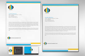 Entry #2 by sayedraju for Design a letterhead and business cards ...