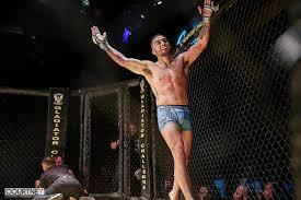 Former Brawley Union High wrestler turned MMA fighter Alex ...