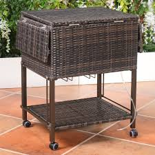 55 outdoor coolers for patio patio patio cooler cart for outdoor party tools ideas whereishemsworthcom timaylenphotography com