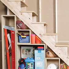 Creativity Basement Stairs Storage Understair Shelves T For Inspiration Decorating