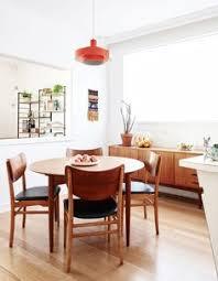 sonia post and glenn manison mid century dining tablemid century