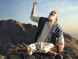 Resultado de imagem para imagens sobre Abraão andou com Deus