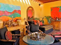 mexican living room inspired living room ideas style decor themed