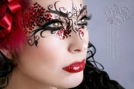 masquerade makeup seeing as we can t wear masks to prom even though it s a masquerade