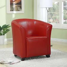 alluring small red leather chair leather tub chairs uk new interiors design for your home