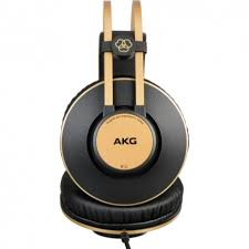 akg headphones. akg k92 closed-back studio headphones akg
