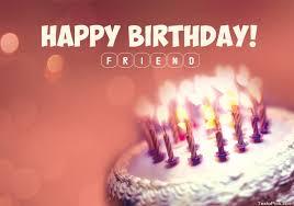 happy birthday card friend free
