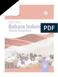 Kunci jawaban buku paket bahasa jawa kelas 9 kurikulum 2013 halaman 4 lks bahasa jawa sd mi kelas 3 semester 2 eksis shopee indonesia. Buku Pegangan Guru Bahasa Indonesia Smp Kelas 9 Kurikulum 2013