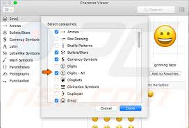 How To Insert A Squared Symbol On A Mac Computer