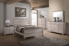 Luxor 5 Piece Queen Bedroom Set At Gardner White intended for White ...