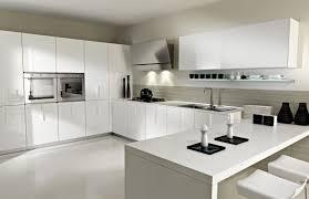 Best Simple White Kitchen Ideas Contemporary Gray White