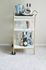 Bygel Utility Bar Cart